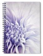 Dahlia Sun Spiral Notebook