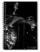 Daimler Spiral Notebook