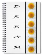 Daisies Dream Spiral Notebook