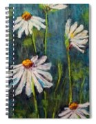 Daisies For Mom Spiral Notebook