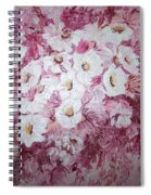 Daisy Blush Spiral Notebook