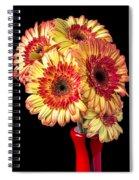 Daisy Bouquet Spiral Notebook