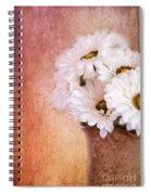 Daisy Delight Spiral Notebook