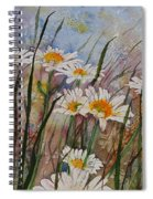 Daisy Dreams Spiral Notebook