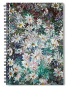 Daisy Dreamz Remix Spiral Notebook
