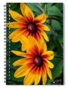 Daisy Duo Spiral Notebook
