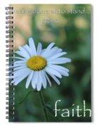 Daisy Faith Spiral Notebook