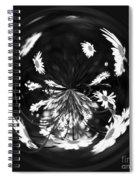 Daisy Globe Spiral Notebook