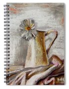 Daisy Spiral Notebook