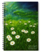 Daisy Meadow Spiral Notebook