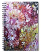Daisy Mix   Sold Spiral Notebook