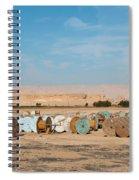Dakhla Spiral Notebook