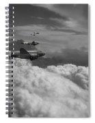 Dakota Air  Spiral Notebook