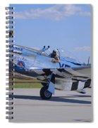 Dakota Kid Spiral Notebook