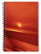 Dakota Sun Spiral Notebook