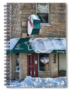 Dales Bar And Grill Spiral Notebook