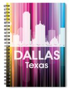 Dallas Tx 2 Spiral Notebook