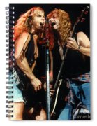 Damn Yankees-tommy N Jack Classic Spiral Notebook
