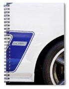 Dan Gurney 2009 Ford Mustang Spiral Notebook
