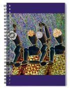 Dance Party Spiral Notebook
