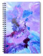 Dance With The Sky Spiral Notebook