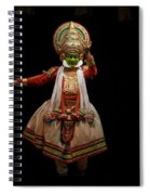 Dancers, India Spiral Notebook