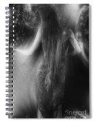Dancing In The Moonlight... Spiral Notebook