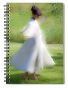 Dancing In The Sun Spiral Notebook