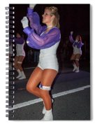 Dancing The Night Away Spiral Notebook