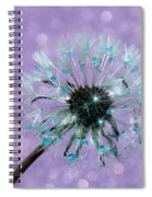 Dandelion Dreams Spiral Notebook