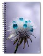 Dandelion Tears Spiral Notebook
