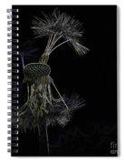 Dandelions Spiral Notebook