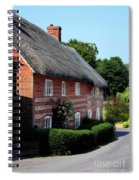 Dane Cottage Nether Wallop Spiral Notebook