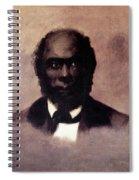 Daniel Bashiel Warner (1815-1880) Spiral Notebook