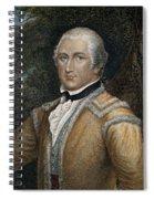 Daniel Morgan (1736-1802) Spiral Notebook