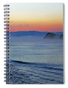 Danube Dawn Spiral Notebook