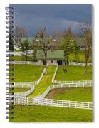 Darby Dan Farm Ky Spiral Notebook