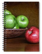 Dare To Be Different 3 Spiral Notebook