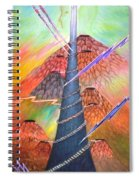 Dare To Grow Spiral Notebook