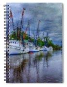 Darien Harbor Spiral Notebook