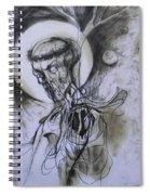 Dark Lord Spiral Notebook