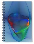 Dark Matter And Gravity Waves Revealed Spiral Notebook