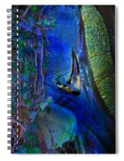 Dark River Spiral Notebook
