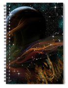 Darkseid Spiral Notebook