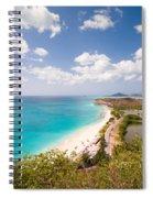 Darkwood Beach Spiral Notebook