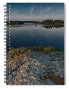 Darky Lake Spiral Notebook