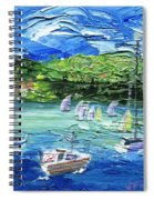 Darling Harbor II Spiral Notebook