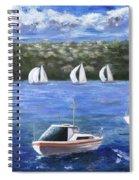 Darling Harbor Spiral Notebook