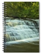 Darnley Cascade Spiral Notebook