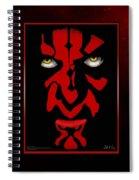 Darth Maul Spiral Notebook
